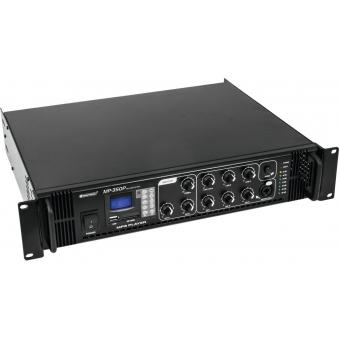 OMNITRONIC MP-350P PA Mixing Amplifier #2