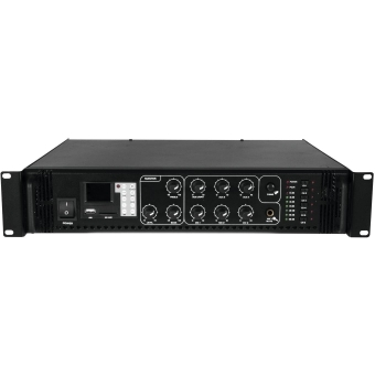 OMNITRONIC MPZ-120.6P PA Mixing Amplifier