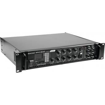 OMNITRONIC MPVZ-180.6P PA Mixing Amp #9