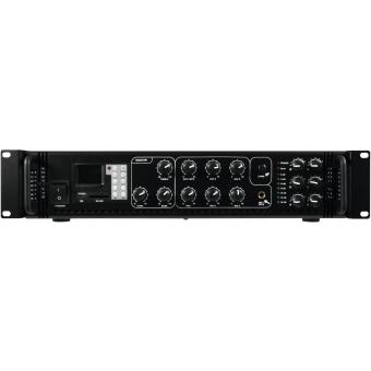 OMNITRONIC MPVZ-250.6P PA Mixing Amp #2
