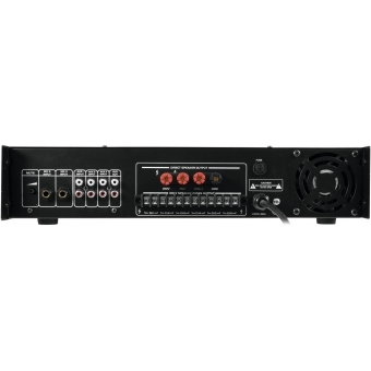OMNITRONIC MPVZ-250.6P PA Mixing Amp #3