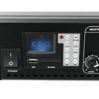 OMNITRONIC MPVZ-250.6P PA Mixing Amp #4