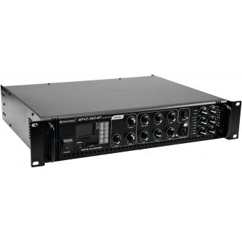 OMNITRONIC MPVZ-350.6P PA Mixing Amp #9
