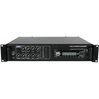 OMNITRONIC EIO6-350 PA Mixing Amplifier