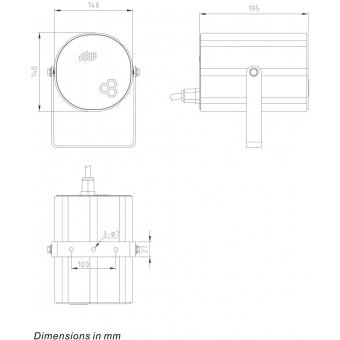 HONEYWELL Projector Speaker L-VJM10A/EN IP65(EN54) #5