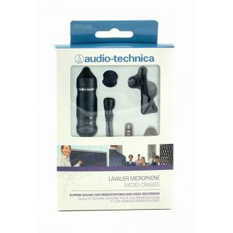 Microfon condenser omnidirectional de tip lavaliera ATR3350 #2
