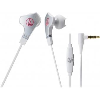 Căști cu Hybrid Earbud pentru smartphone-uri ATH-CKX7iSWH #2