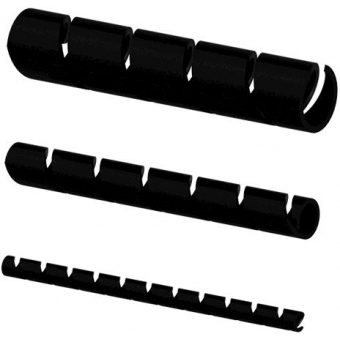 ACW112/B - Black Spiral Wrappingband - 12mm - 10m Pack