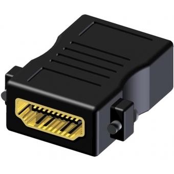 BSP450 - Adapter Hdmi 19f - Hdmi 19f -fixscrews