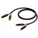 CAB820/10 - 2x Rca/cinch Male - 2x Rca/cinch Male - 10m - Heavy Duty