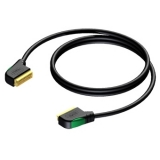 CAV146 - Scart male to Scart male - 5 METER - 10 Pcs