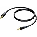 CLA716/5 - Mini Jack Male Stereo - Minijack Male Stereo - 5m