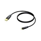 CLD614/1 - Usb A - Usb Micro B - 1m