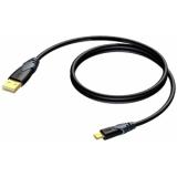 CLD615/1.5 - Usb A - Usb Mini B - 1.5m