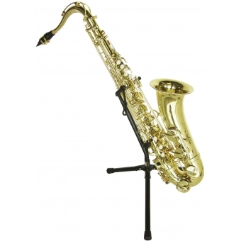 DIMAVERY Stand for Saxophone, black #2