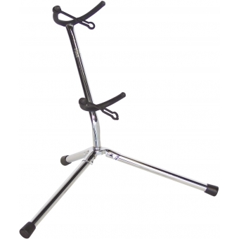 DIMAVERY Stand for Saxophone sil