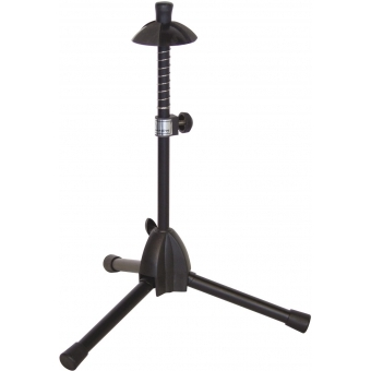 DIMAVERY Stand for Trumpet, black
