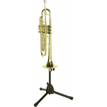 DIMAVERY Stand for Trumpet, black #2