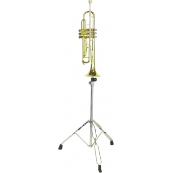DIMAVERY Stand for Trombone sil #2