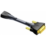 CLP341 - Adapter Hdmi Female - Dvi Male - Flex