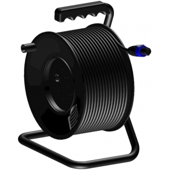 CRM225 - Cable Reel - Speaker Cable -2x2.5mm² - 50m