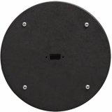 CRP350 - Center Connection Plate1 X Svga Hole - Alu