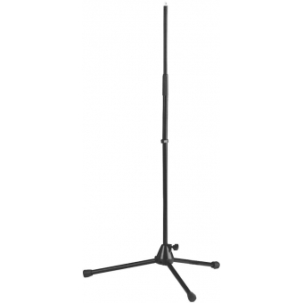 CST301/B - Microphone Stand Without Boomarm - Black