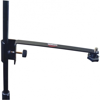 CST354/B - Straight side arm - Black version