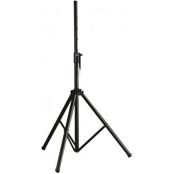 CST436/B - Speaker Stand Black+tubeblocking System