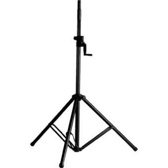 CST465_B - Steel windup speaker stand.