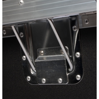 FCE01H - Professional transport flightcase with hinged top lid. (HxWxD) 476 x 580 x 380 mm #2