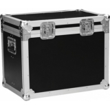 FCE01H - Professional transport flightcase with hinged top lid. (HxWxD) 476 x 580 x 380 mm