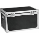 FCE03H - Professional transport flightcase with hinged top lid. (HxWxD) 476 x 780 x 580 mm