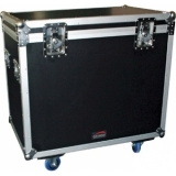FCE05H - Professional transport flightcase with hinged top lid.  (HxWxD) 745 x 890 x 570 mm