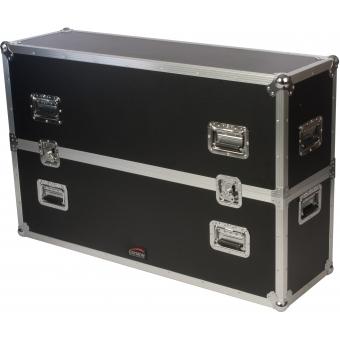 "FCP400MKII - Flightcase for 26"" - 42"" screens - MKII design, wheels included"