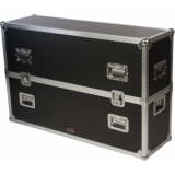 "FCP400MKII - Flightcase for 26"" - 42"" screens - MKII design, wheels included"