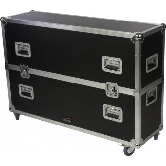 "FCP500 - Flightcase for 40"" - 50"" screens"