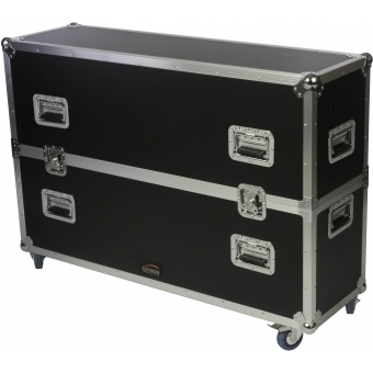 "FCP600 - Flightcase for 50"" - 60"" screens"
