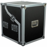 FCS04 - Half Open-combo Flight Case-4units(mixer At Top)