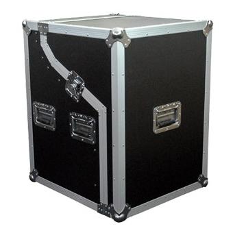 FCS06 - Half Open-combo Flight Case-6units(mixer At Top)