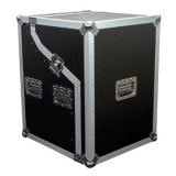 FCS06 - Half Open-combo Flight Case-6units(mixer At Top)