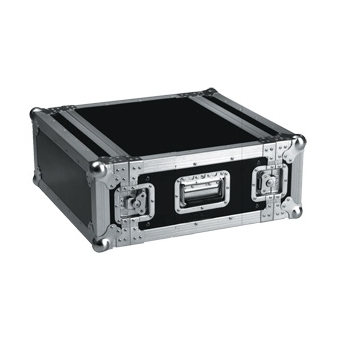 FCX04 - Double cover standard 19 inch rack flightcase