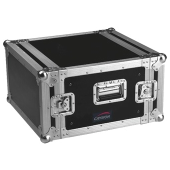 FCX06 - Double Cover Flightcase With6units Useable Height