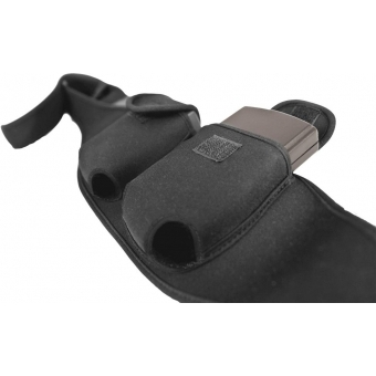 MWP200 - Waist Pouch For Wirelesstransmitter Or Receiver-double