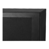 PR206DG - 6 Units rack grill door