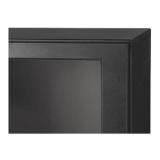 PR206DP - 6 Units rack plexiglass door