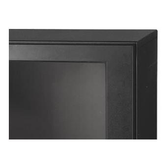 PR210DP - 10 Units rack plexiglass door
