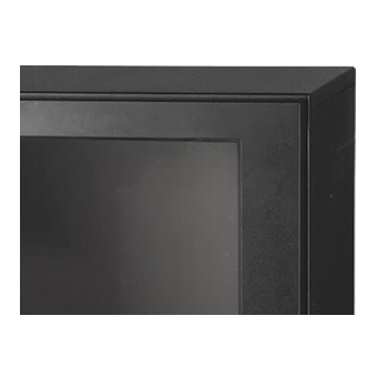 PR215DP - 15 Units rack plexiglass door