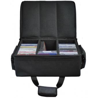 SBAG27 - Carry Softbag For 75 Cd's