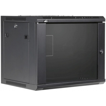 """WPR409 - Wall Mounted 19"""" Cabinet - 9 Unit - 450 Mm"""